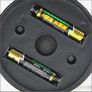 кружка мешалка работает от двух ааа-батареек