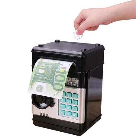 Электронная копилка банкомат сейф