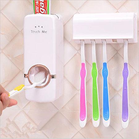 дозатор диспенсер зубной пасты